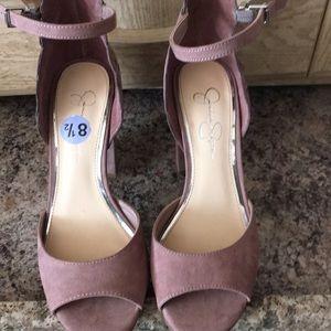 Jessica Simpson heels size 8.5